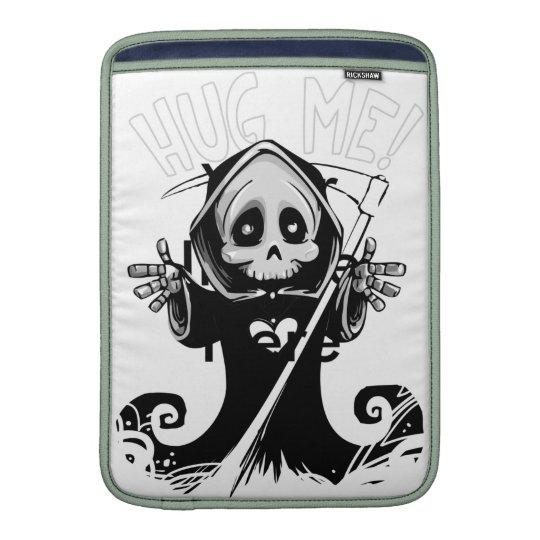 Cute reaper-baby reaper-cartoon reaper-baby grim sleeve for MacBook air