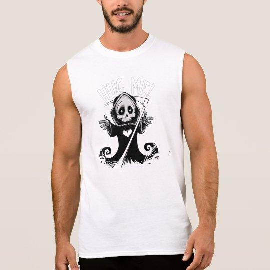 Cute reaper-baby reaper-cartoon reaper-baby grim sleeveless shirt