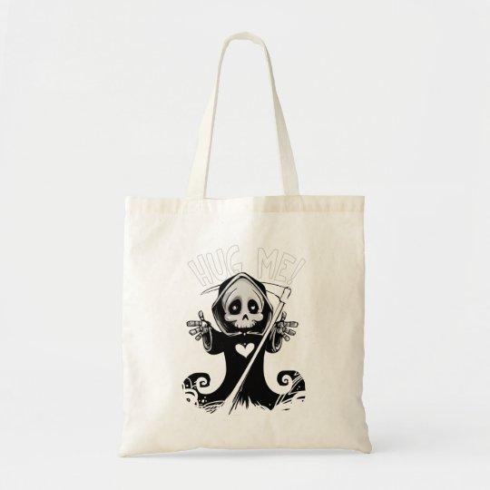 Cute reaper-baby reaper-cartoon reaper-baby grim tote bag