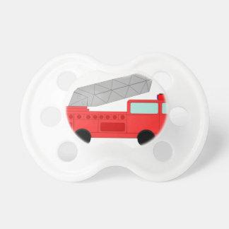 Cute Red Firetruck Dummy