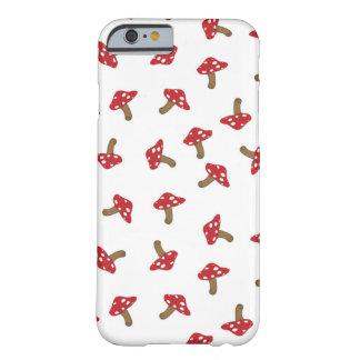 Cute Red Mushrooms iPhone 6/6s Case
