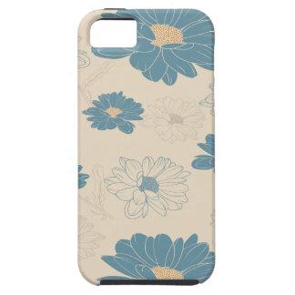 Cute retro romantic daisy iPhone 5 cover