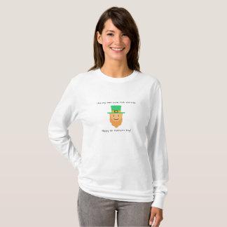...cute, rich and Irish T-Shirt