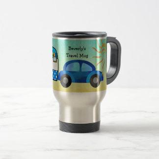 Cute Road Trip Travel Mug