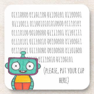 Cute Robot Coaster