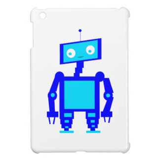 Cute Robot iPad Mini Cover