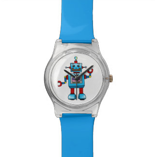 Cute robot watch