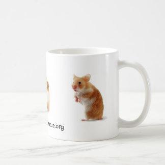 Cute rodent mug