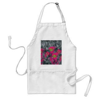 cute roses standard apron