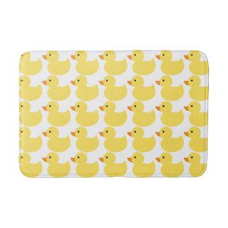Cute Rubber Ducks Pattern Bath Mat
