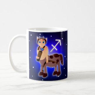 Cute Sagittarius Zodiac Mugs