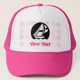 Cute Sailing Trucker Hat