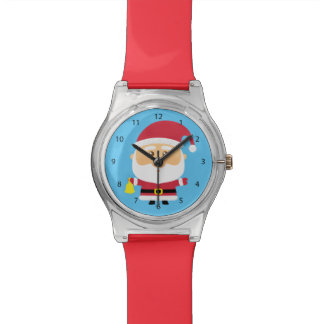 Cute Santa Claus Christmas For Kids Watch