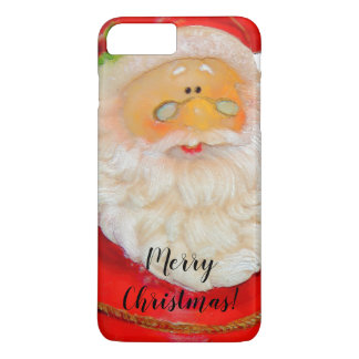 Cute Santa Claus Father Christmas Kris Kringle iPhone 8 Plus/7 Plus Case