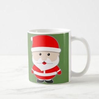 Cute Santa Claus Mug