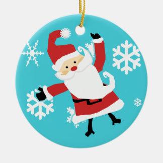 Cute Santa Ornament