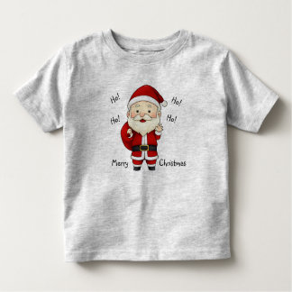 Cute Santa Toddler T-Shirt