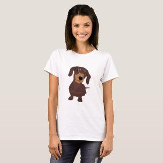 Cute Sausage Dog Dachshund T-Shirt
