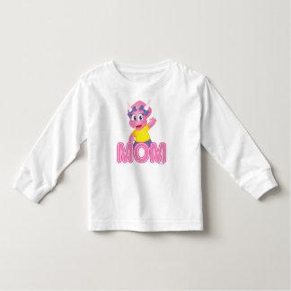 Cute Savannah Dino Cartoon Gift for Mom - Toddler T-Shirt
