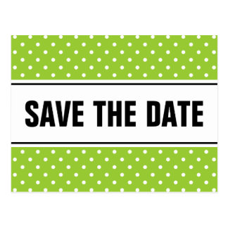 Cute Save the date family reunion postcards