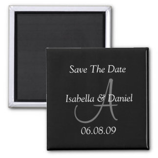 Cute Save The Dates Magnets