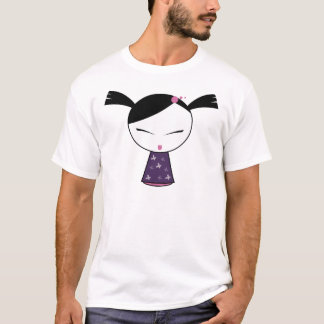 Cute Schoolgirl Doll T-Shirt