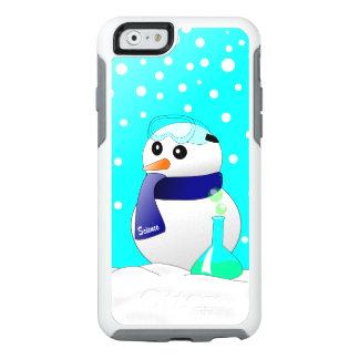 Cute Science Snowman Otterbox Case