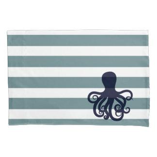 Cute Sea Animal Nautical Ocean Nursery Decor Pillowcase