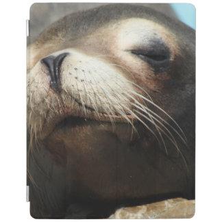 CUTE SEA LION iPad COVER