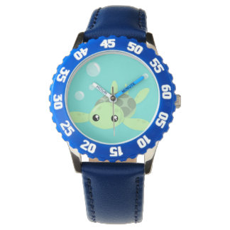 Cute Sea Turtle Watch
