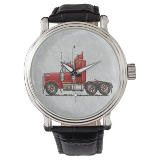 Cute Semi-Cab Wrist Watch