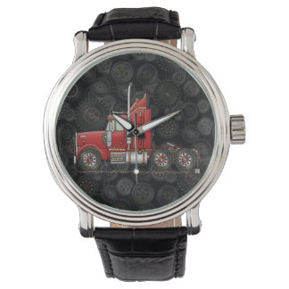 Cute Semi-Cab Wristwatch
