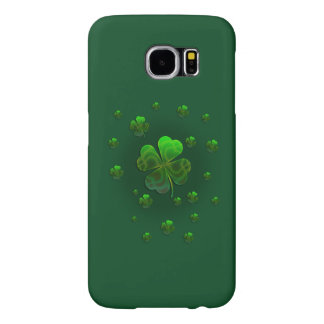 Cute Shamrocks Green Design
