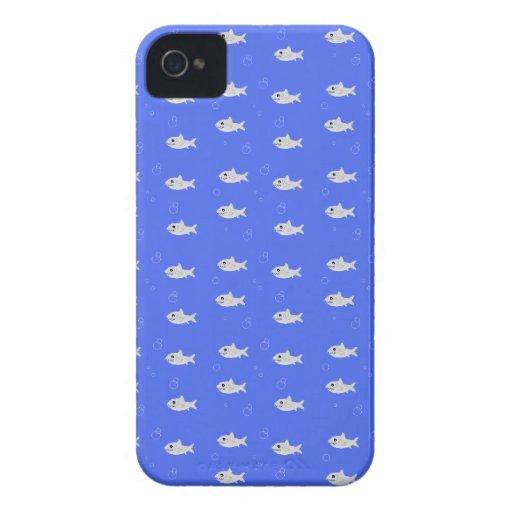 Cute Sharks Blackberry Bold Cover