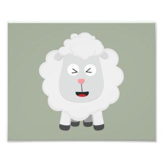 Cute Sheep kawaii Zxu64 Art Photo
