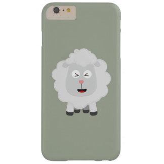 Cute Sheep kawaii Zxu64 Barely There iPhone 6 Plus Case