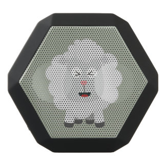 Cute Sheep kawaii Zxu64 Black Bluetooth Speaker