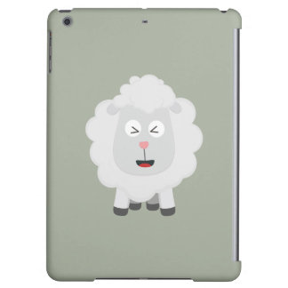 Cute Sheep kawaii Zxu64 Cover For iPad Air