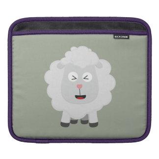 Cute Sheep kawaii Zxu64 iPad Sleeve