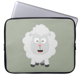 Cute Sheep kawaii Zxu64 Laptop Sleeve