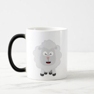 Cute Sheep kawaii Zxu64 Magic Mug