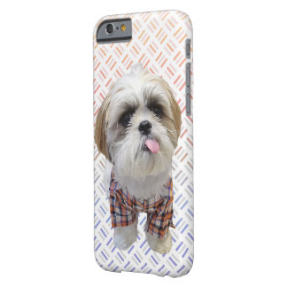 Cute Shih Tzu Puppy Barely There iPhone 6 Case