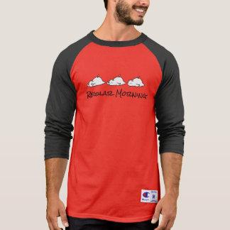 Cute Shy Devil in Morning T-Shirt