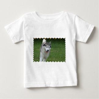Cute Siberian Husky T-shirts