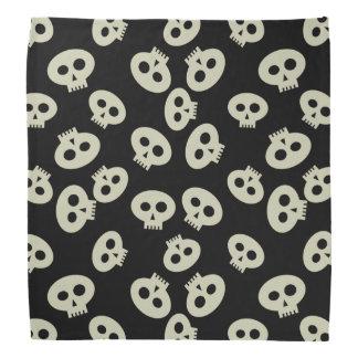 Cute Skeleton Kawaii Skull Pattern Bandanna