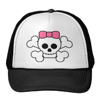 Cute Skull Hat