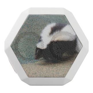 Cute Skunk White Boombot Rex Bluetooth Speaker