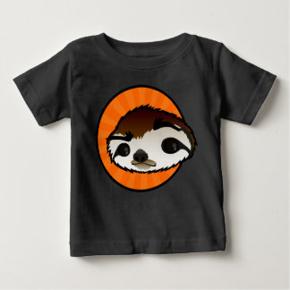 CUTE SLOTH BABY SHORT SLEEVE T-SHIRT