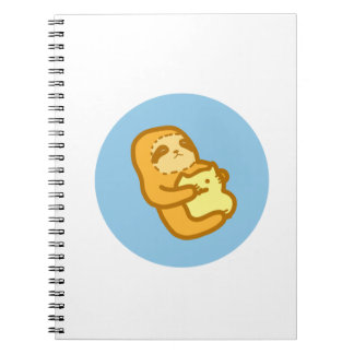 Cute Sloth Notebook