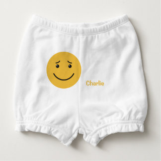 Cute Smiley diaper covers Nappy Cover